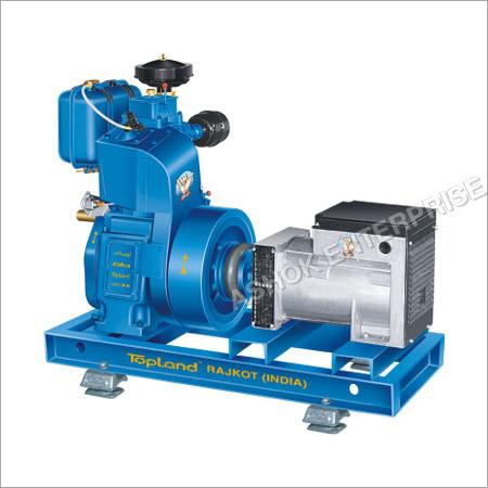 Air Cooled Generator Set