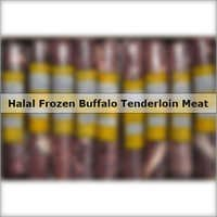 Halal Buffalo Tenderloin Meat