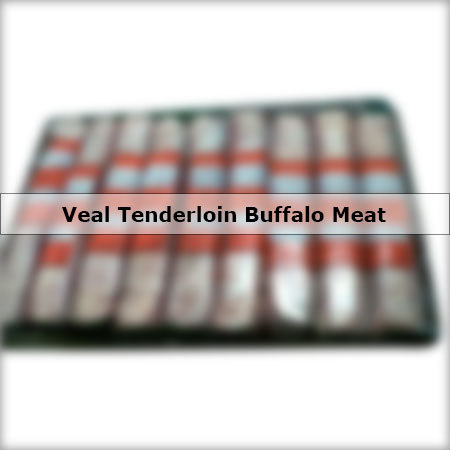 Veal Tenderloin Buffalo Meat