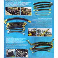 Earthmoving Equipment Hose Assembly