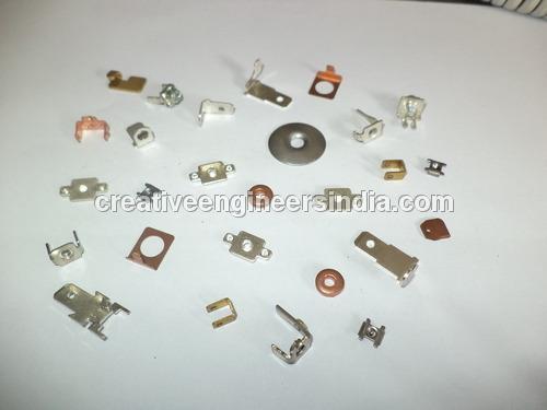 Non Ferrous Press Parts