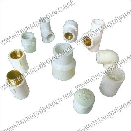 UPVC High Pressure Pipe Fittings