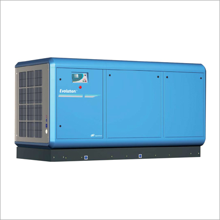 Evolution Rotary Screw Compressors