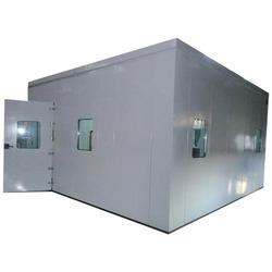 Noise Isolation Chamber