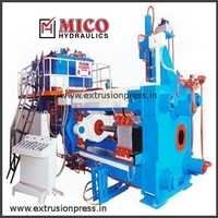 Copper Extrusion Press