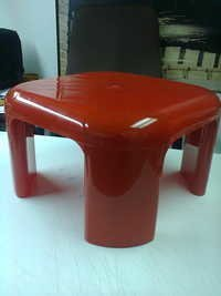 Component  -  Big Sqr Stool