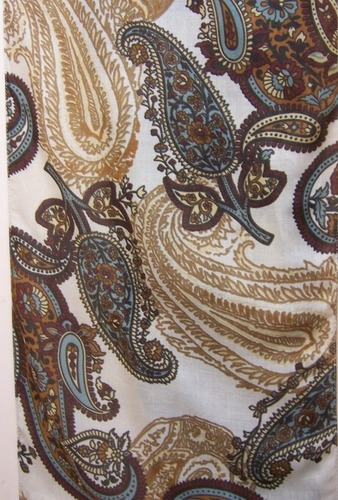 New Fancy Printed Cotton Scarves