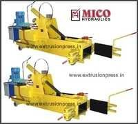 Hydraulic Metal Baling Press