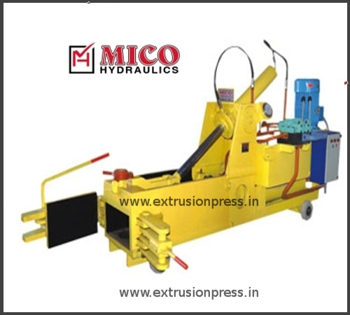 Hydraulic Metal Scrap Baling Press