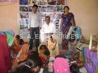 Trainning Photos of Bhopal Rajgad in Kalipit Village with our expert trainers