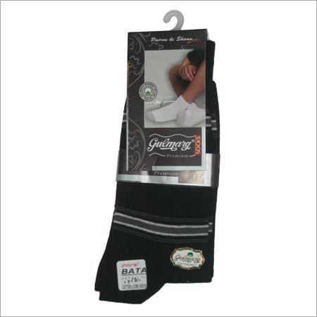 Black Gents Socks