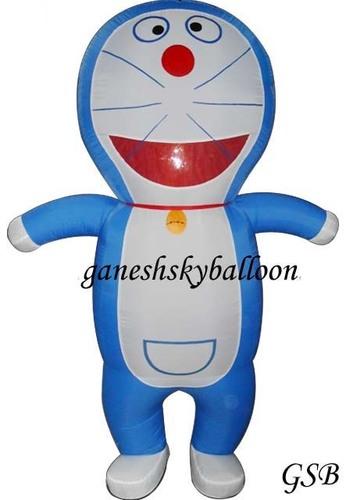 Cartoon Walking Inflatables
