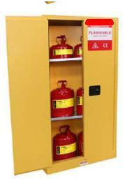 FLAMMABLE FLAME PROOF CABINET
