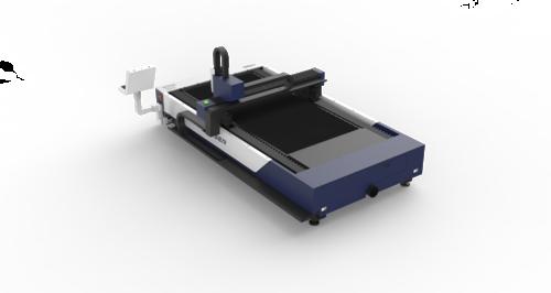 Low Power Fiber Laser Cutting Machine