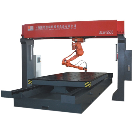 Robotic Laser Cutting Machine
