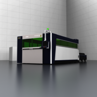 Laser Technologies Metal Cutting Machine