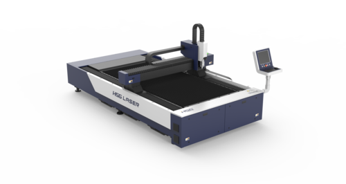 2D Laser Metal Cutting Machine