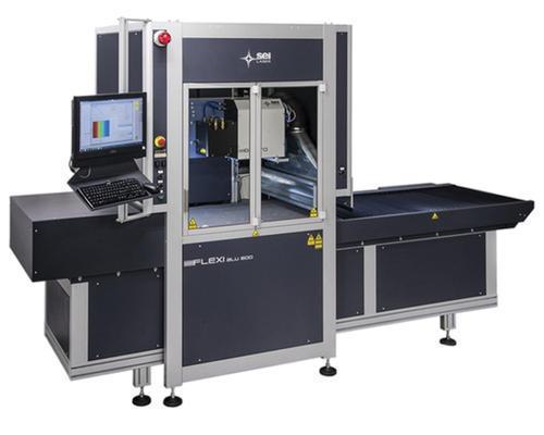 Galvo Type Metal Tube Laser Cutting Engraving Machine