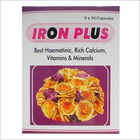 Iron Capsules