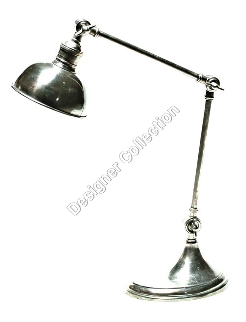Traditional Black Antique Finish Desk Lamp
