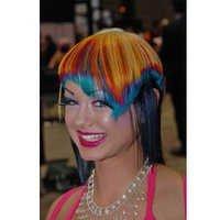 Multi Colours Human Hair