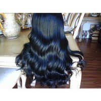 Indian Human Hair - Body Wavy Hair - Beat Black Ha