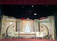 Indian Marriage Stage Decorations