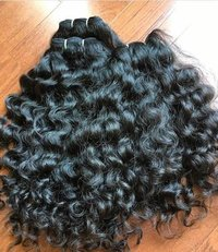 100% NATURAL INDIAN HUMAN THICK CURLY HAIR WHOLE SALE HAIR KING