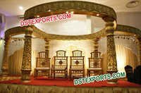Royal Golden Vivah Mandap