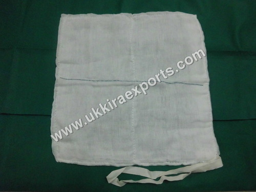X-ray Detectable Mopping Pad