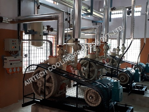 Ammonia Based Refrigeration Plant