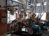 Ammonia Based Refrigeration Plant