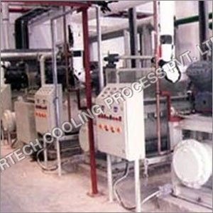 Industrial Refrigeration Plant