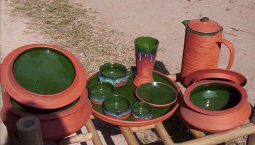 Terracotta Dinnerware