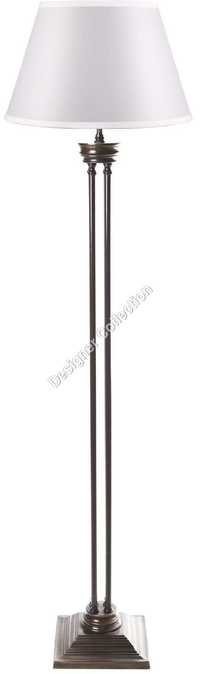 Siver Antique Floor Lamp