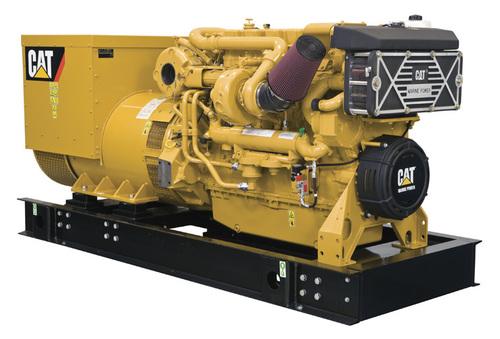 Diesel Generator Sets & Spares