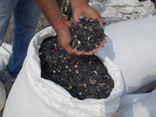 Black Plastic Scrap