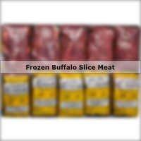 Frozen Buffalo Slice Meat