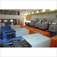Modern Injection Moulding Shop
