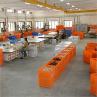 Dedicated Production Line For  Impellers And Diffusers