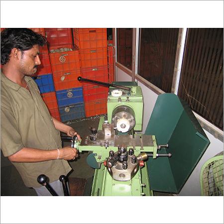 Industrial Manufacturing Capabilities