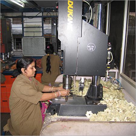 Manufacturing Capabilities Industrial