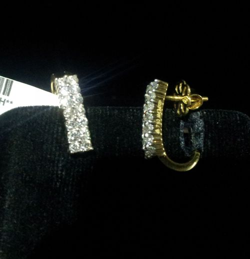 Diamond Ladies Earrings