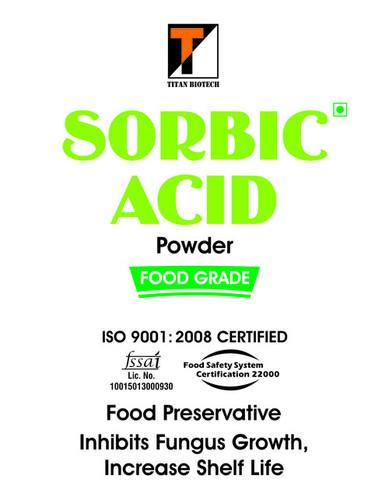 Food Additives & Preservatives