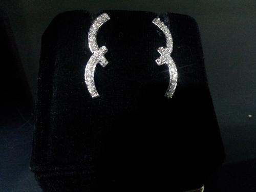 Stylish Diamond Earrings