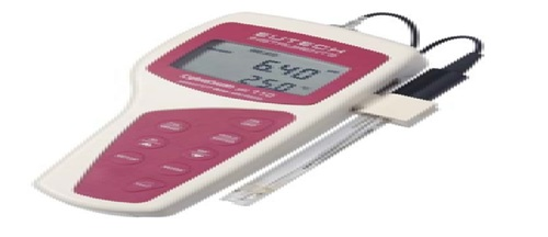 PORTABLE HANDHELDS PH METER MODEL - CYBERSCAN PH 110