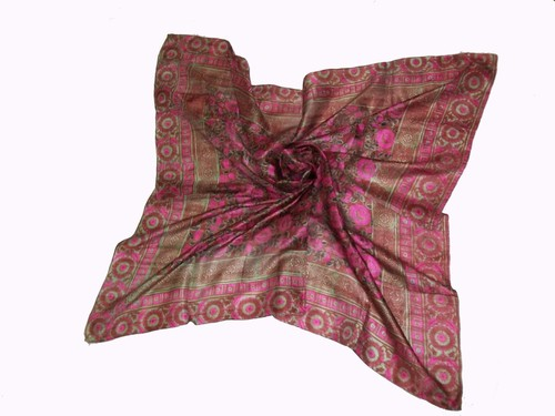 Silk Printed Fancy Scarves