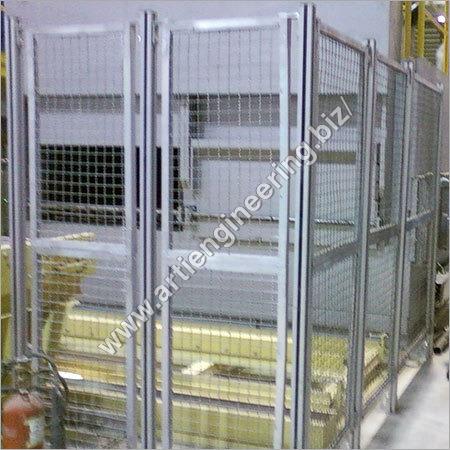 Aluminium Safety Fencing