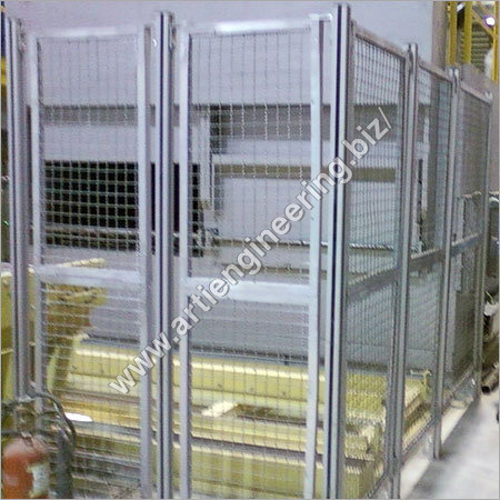 Aluminium Safety Fencing