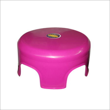 Plastic Bathroom Patra-Stool